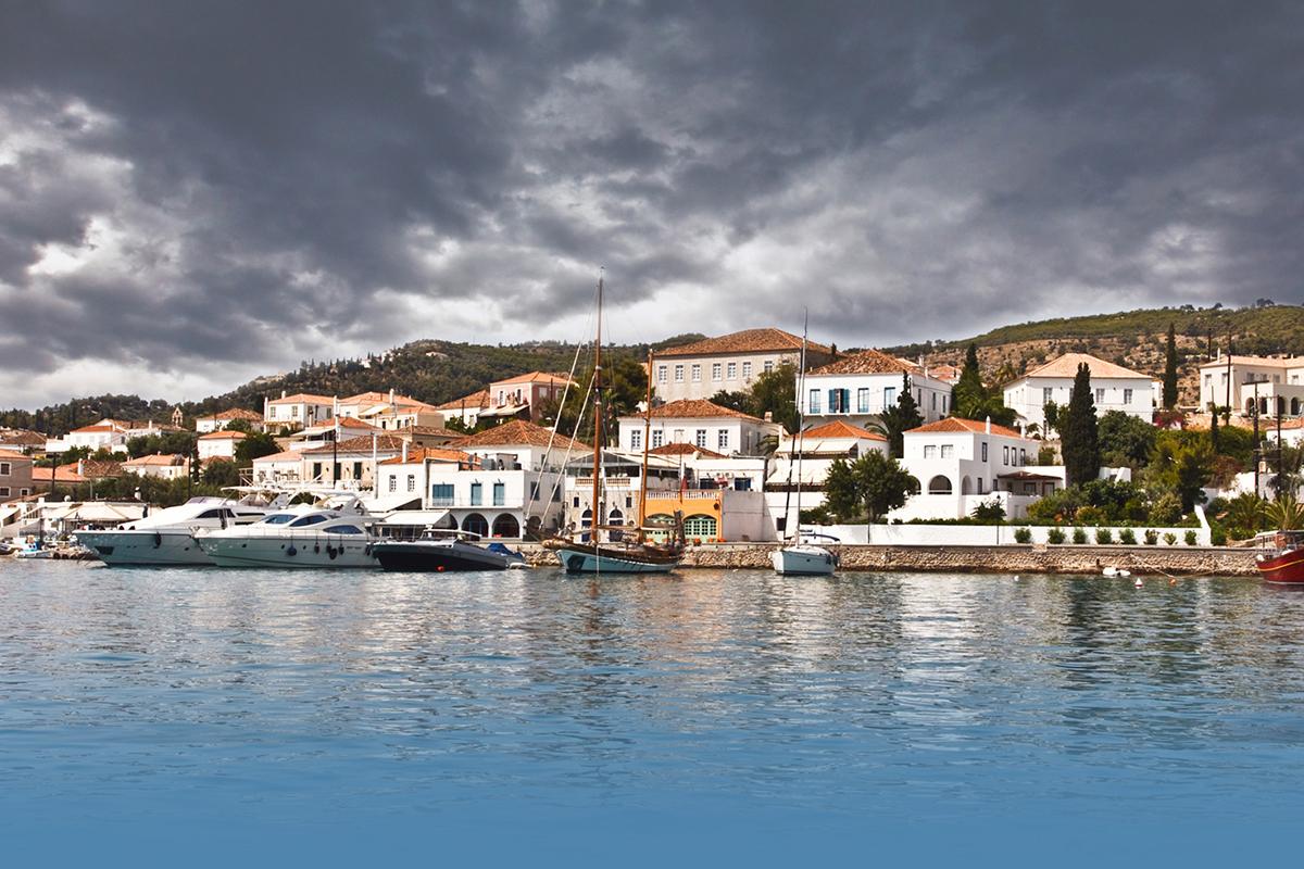 νταπια σπέτσες - niriides-spetses.gr